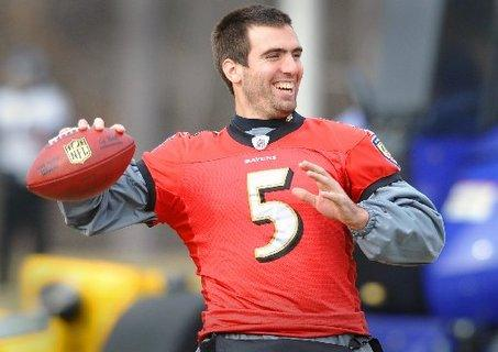 Flacco focused on season, not contract