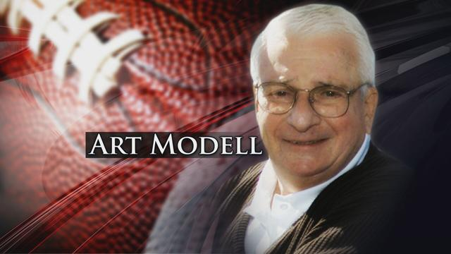 Art Modell's induction to Hall Of Fame would be storybook ending