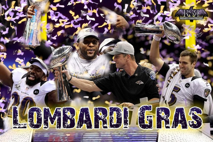 Ravens Will be Better in 2013