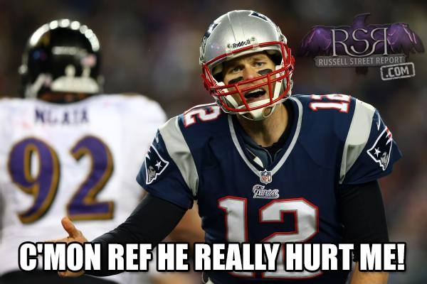 Another Chapter in Ravens/Pats