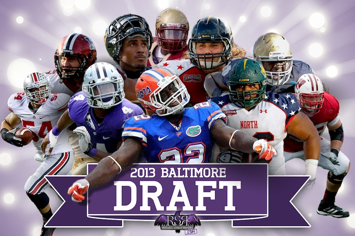 Ravens Rookie Class Gets Bad Marks For Participation