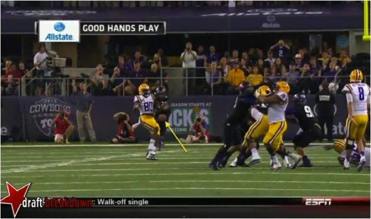 NFL DRAFT: LSU's Jarvis Landry the Perfect WR Target?