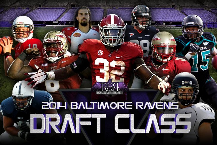 Breakdown of The Baltimore Ravens Rookie Contracts