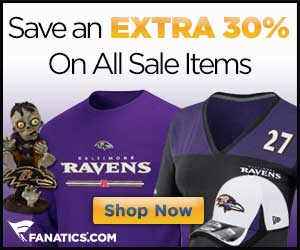 Fanatics Sale