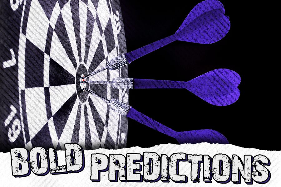BOLD PREDICTIONS: Flacco Will do WHAT?