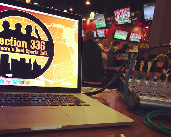 Section 336 Ep.87 – Live from B-Dubs