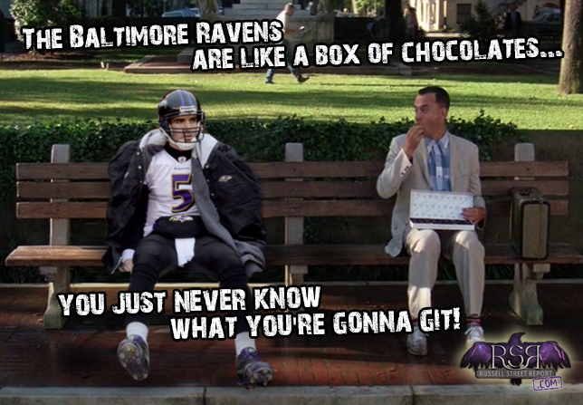 Who Are These Baltimore Ravens?