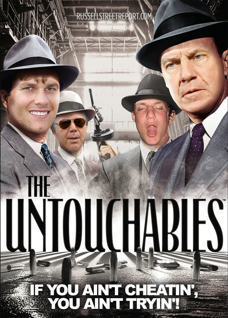 The Untouchables: Starring The Patriots