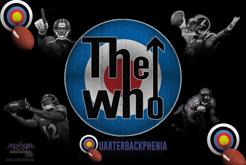 The Who To Play at M&T
