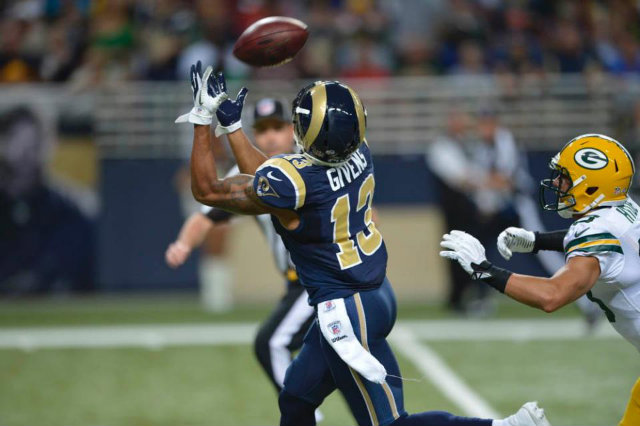 Givens Brings Speed to Offense