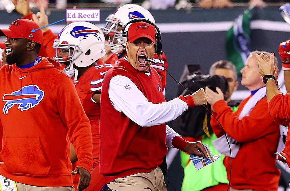 Rex Ryan Does The Ravens a Solid!