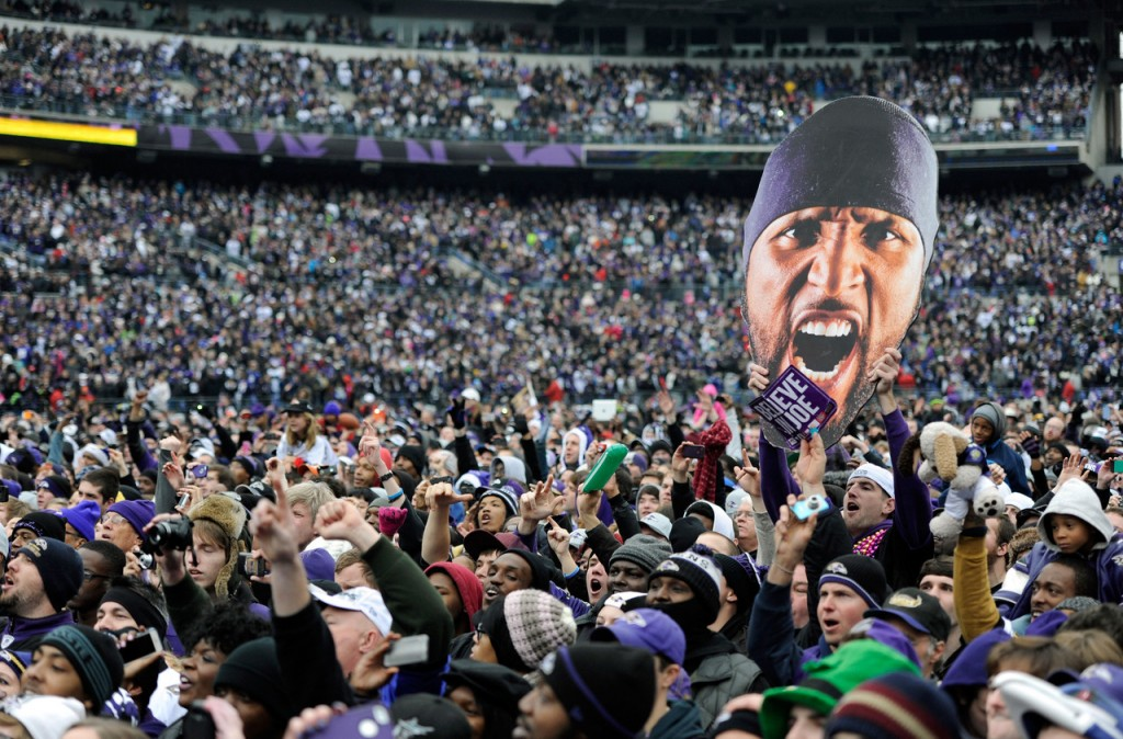 The Best Ravens Fans Live Here