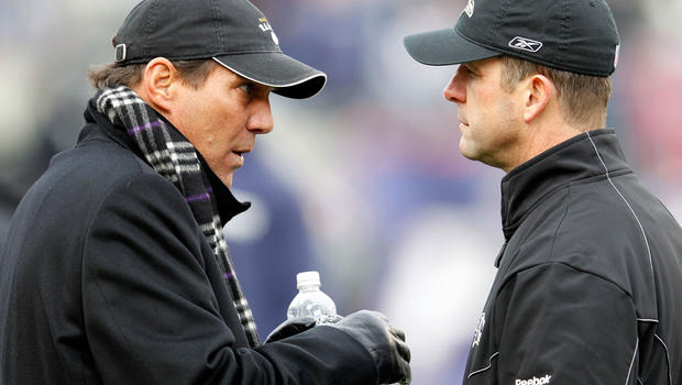 Playoffs or Bust For Harbaugh?