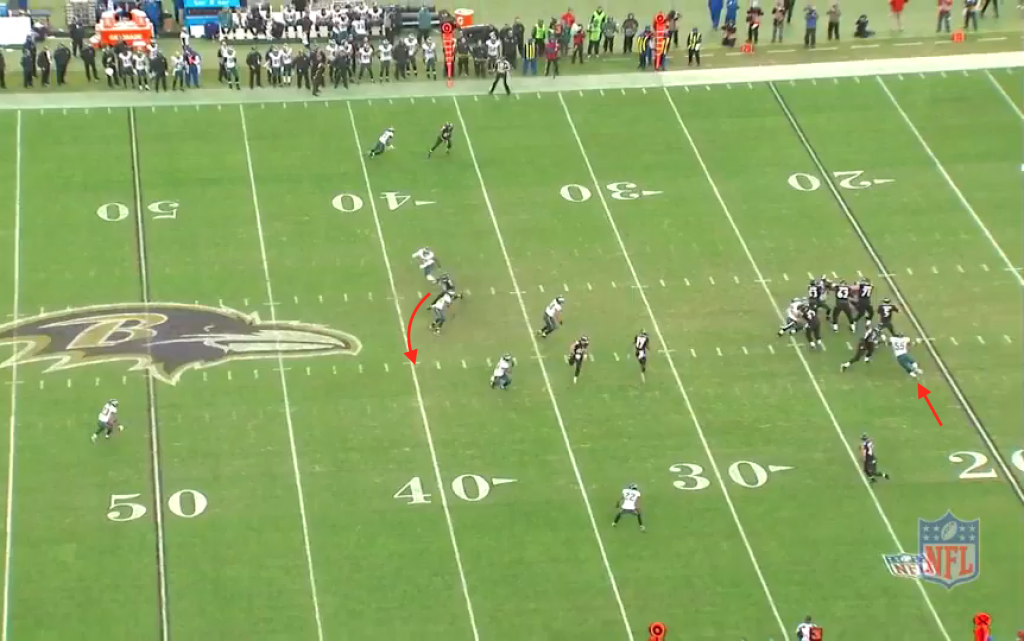 Flacco to Wallace 1